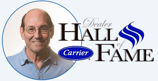 Carrier Hall Of Fame