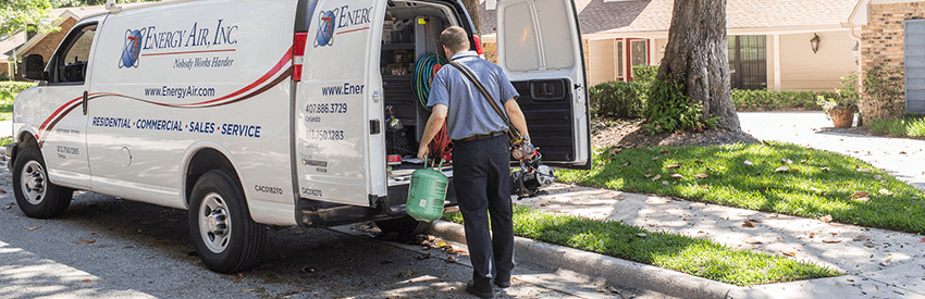 Home AC Replacement Orlando