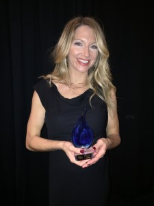 Kati Bucciero, Marketing Director receives Marketing Award of Excellence