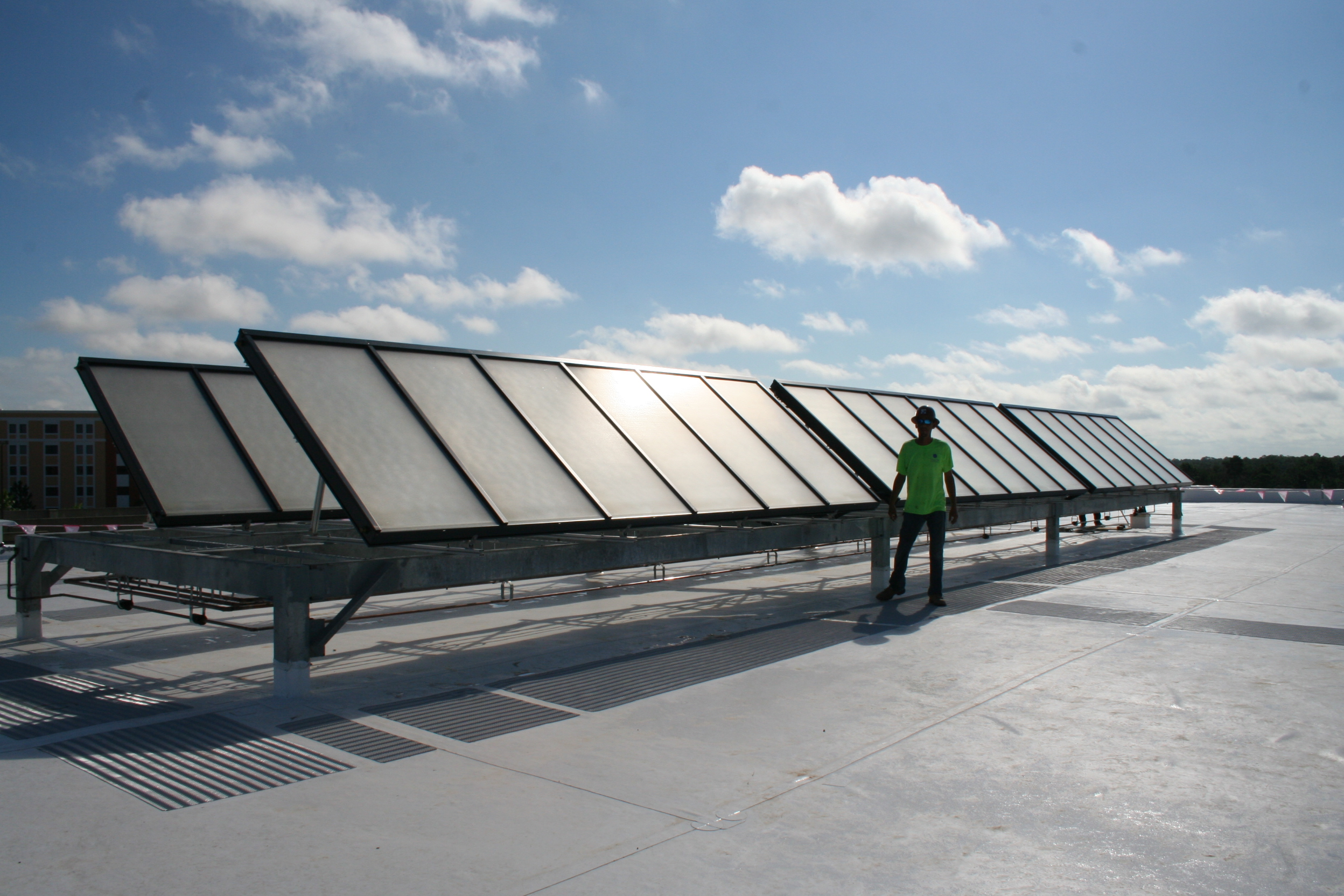 Ucf S Global Building To Improve Energy Costs By 30