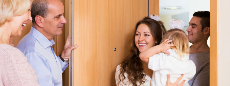 How to Make House Guests Feel at Home