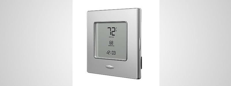 Relative Humidity Programmable Thermostat