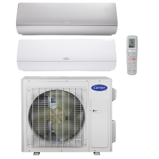Infinity® Residential Ductless Highwall Heat Pump System 38/40GRQ