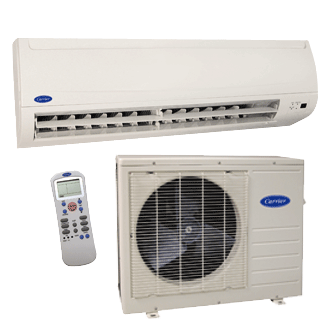 Comfort Residential Ductless Highwall Heat Pump System 38 40mvq