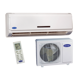 Performance™ Ductless Highwall Heat Pump System 38/40GVQ