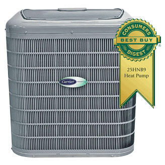 Infinity® 19 Heat Pump 25HNB9