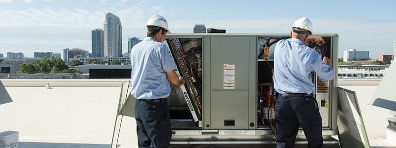 Why Commercial HVAC Experience Matters