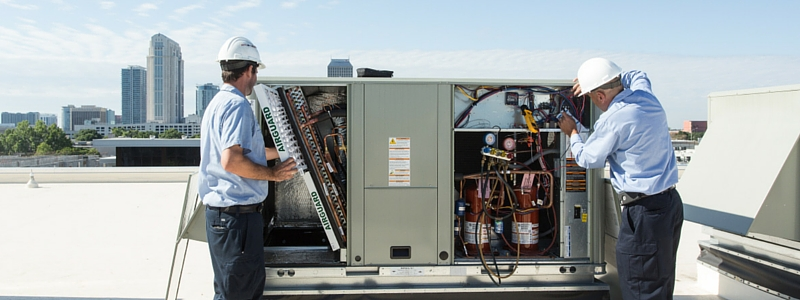 Troubleshooting Commercial HVAC Issues in Central Florida