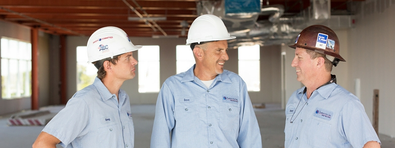3 Ways Pre-Construction Services Improve Commercial AC Experiences