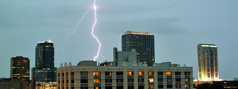 Will Heavy Central Florida Rain Affect Your AC?