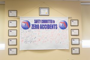 Safety Committed to ZERO Accidents