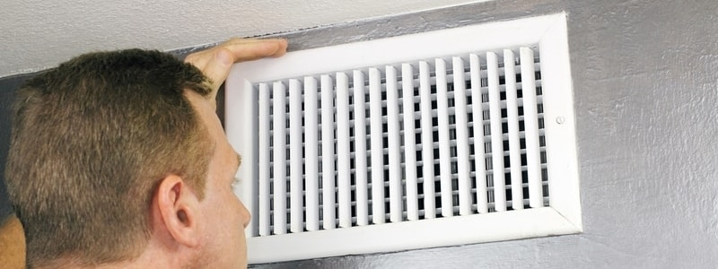 Air Leaks in Home Air Ducts