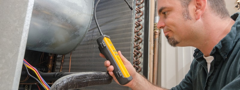 5 Signs Your AC Is Leaking Freon & What You Should Do About It