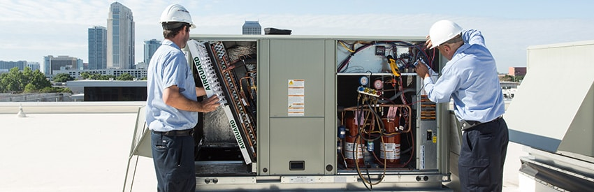 Commercial HVAC Maintenance Orlando FL